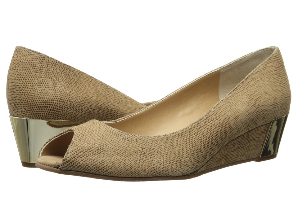 Vaneli - Blair (Truffle Molly Rodi) Women's Wedge Shoes