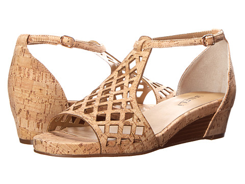 Vaneli - Koleta (Natural Cork) Women's Wedge Shoes