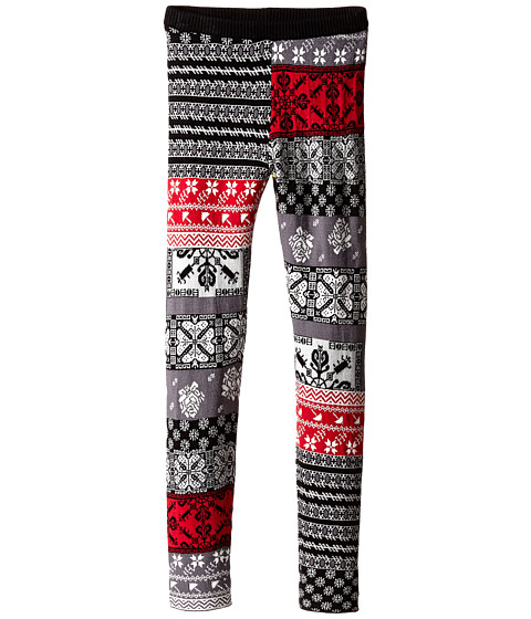 Splendid Littles - Jacquard Leggings (Big Kids) (Multi) Girl's Casual Pants