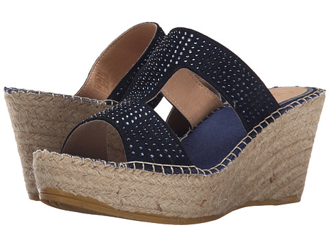 Vidorreta - Lisa (Blue) Women's Wedge Shoes