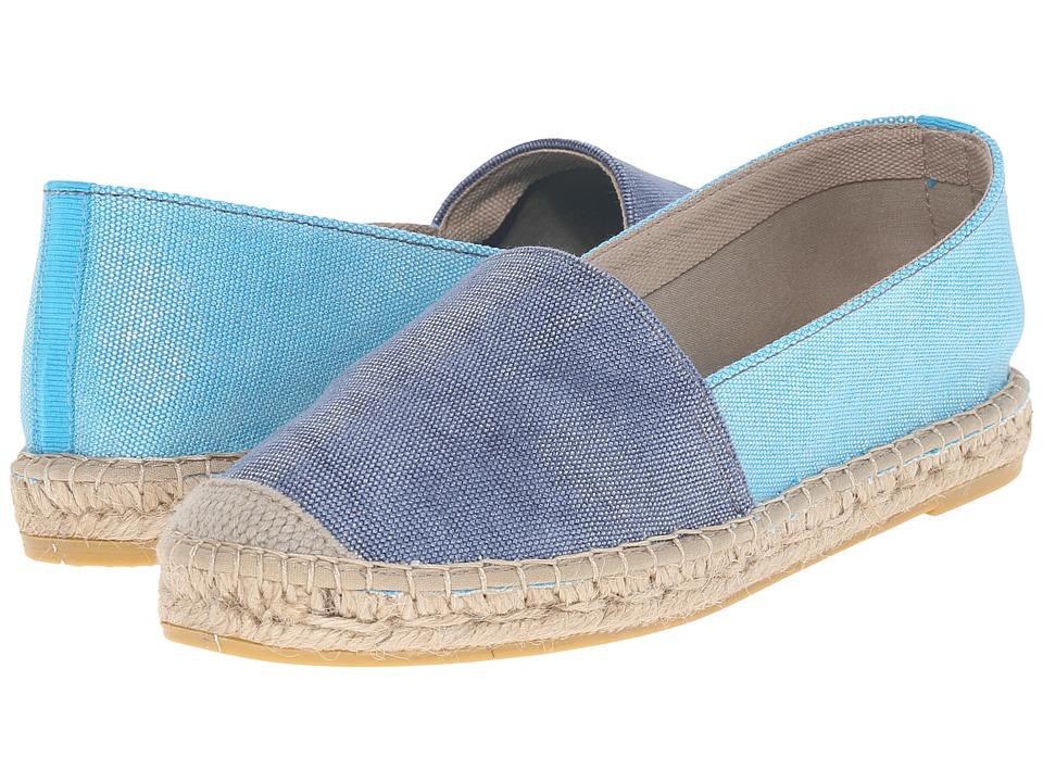 Vidorreta - Paco (Blue/Azul) Women's Slip on Shoes