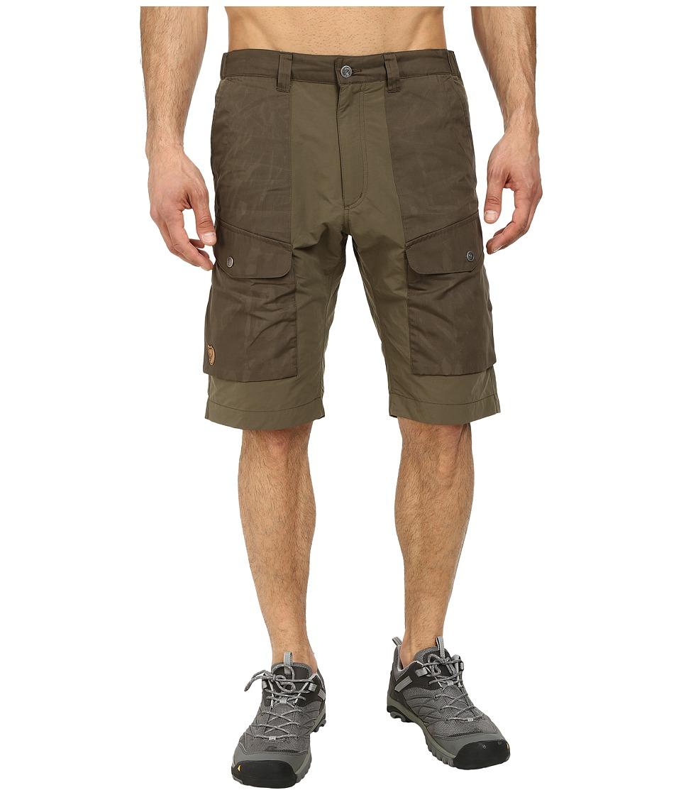 Fj llr ven - Abisko Hybrid Shorts (Tarmac) Men's Shorts