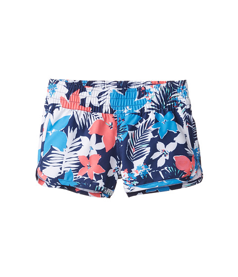 Roxy Kids - Paradise Bound Boardshorts (Toddler/Little Kids/Big Kids) (Patriot Blue) Girl's Swimwear