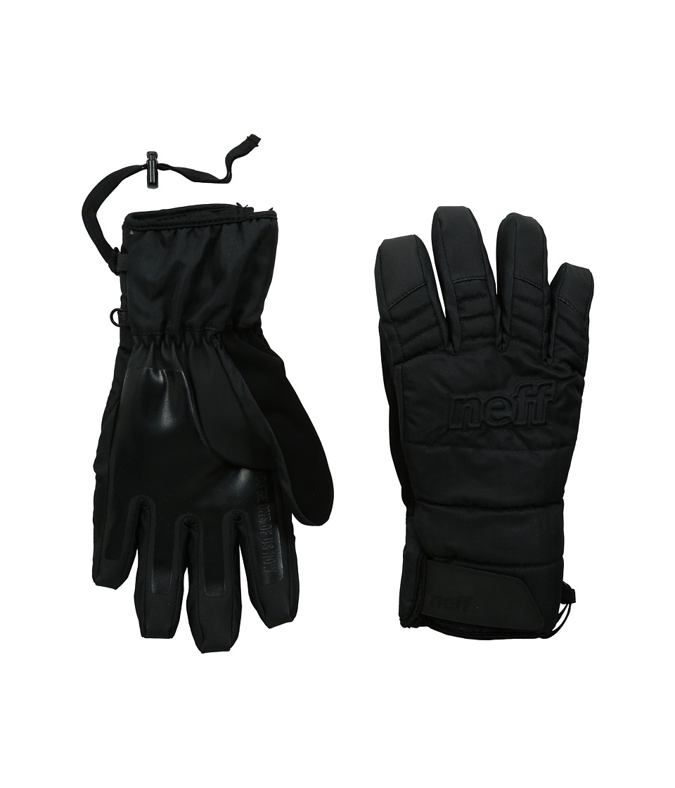 Neff - Digger Glove (Black 1) Snowboard Gloves