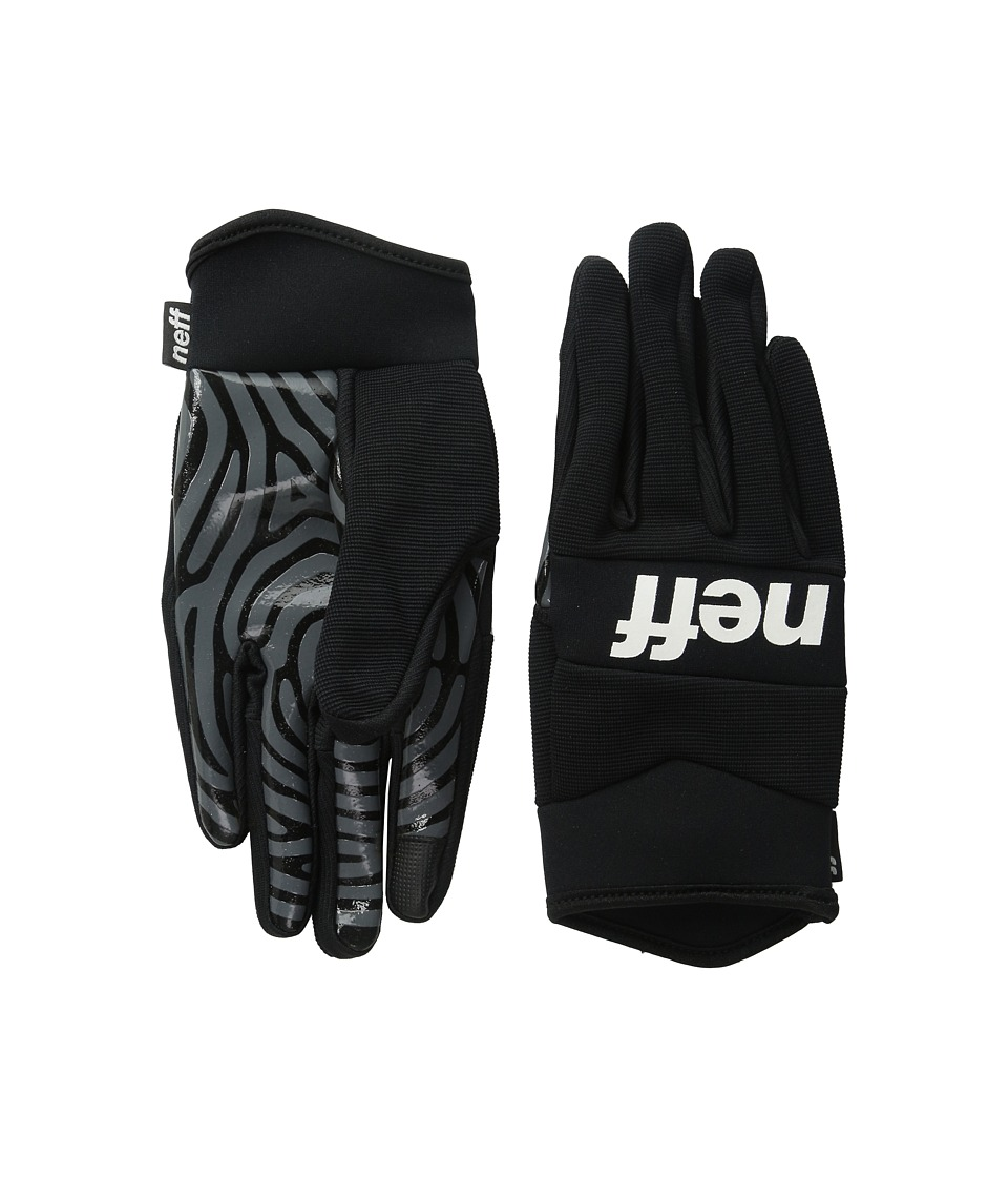 Neff - Ripper Glove (Black 1) Extreme Cold Weather Gloves
