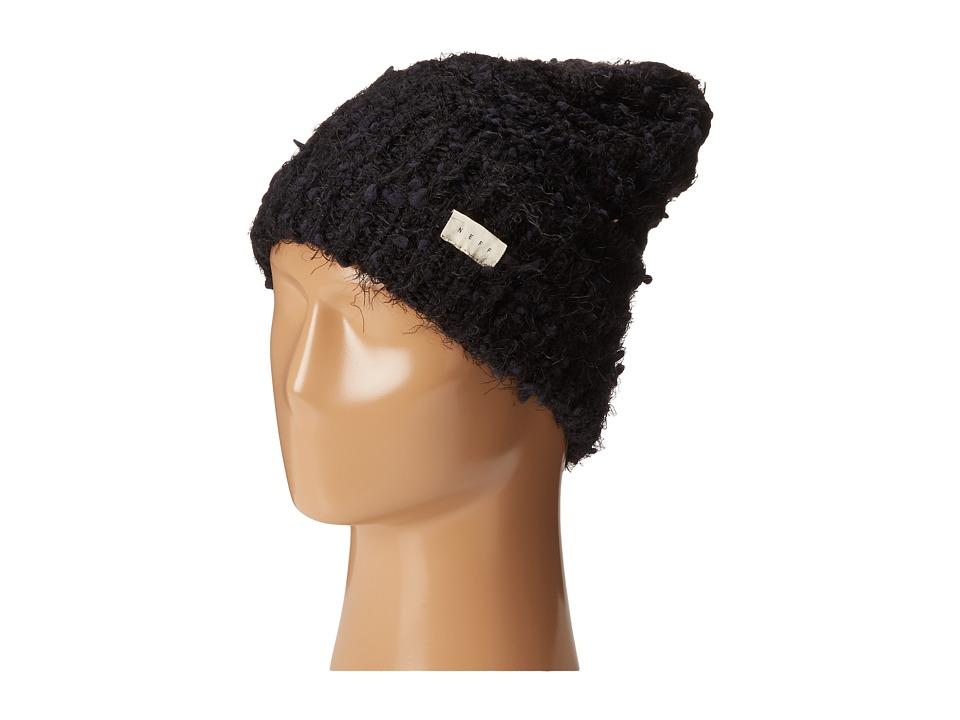 Neff - Rosie Boucle (Black) Headband