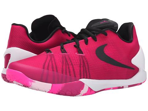 Nike - Hyperchase (Vivid Pink/Pink Pow/Black) Men's Basketball Shoes