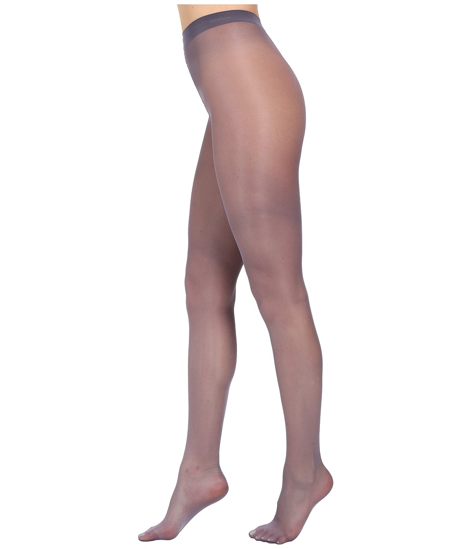 Wolford - Satin Touch 20 Tights (Monument) Hose