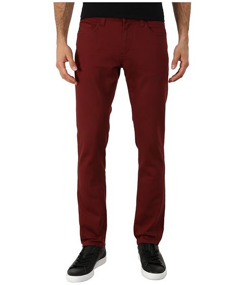Brixton - Grain Five-Pocket Pants (Burgundy) Men