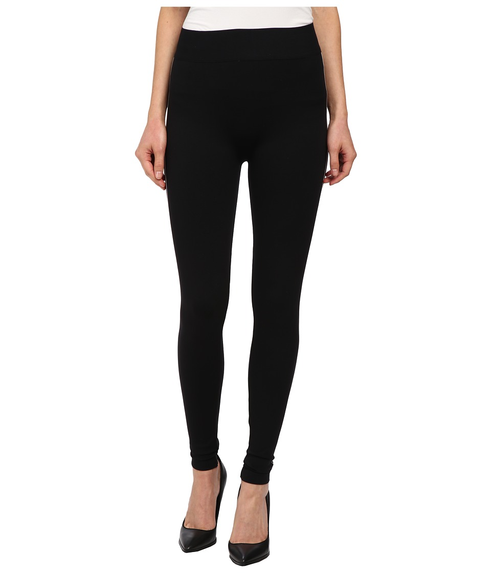Wolford - Lara Leggings (Black/Ash) Women's Clothing