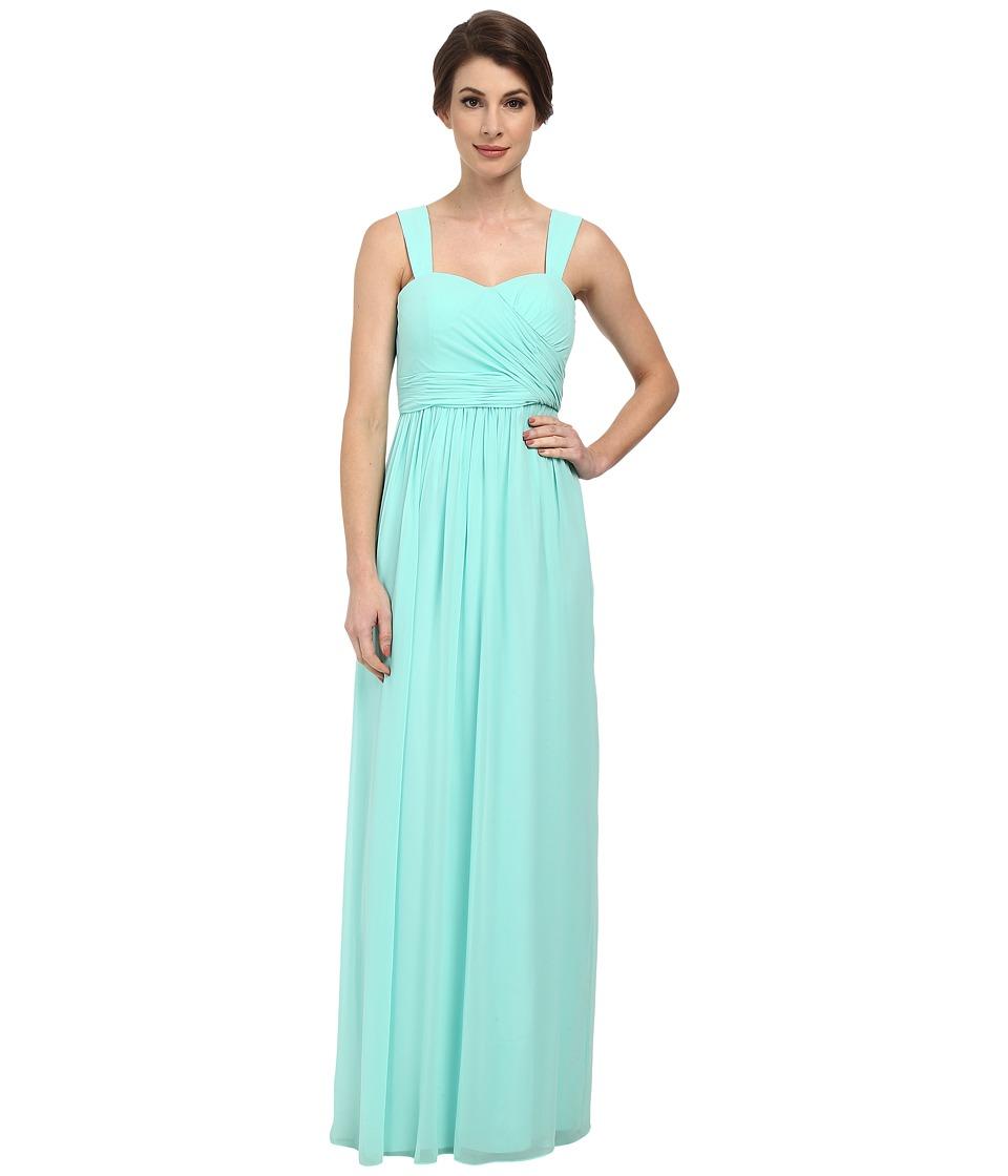 Donna Morgan Bailey Gown Spearmint Dress