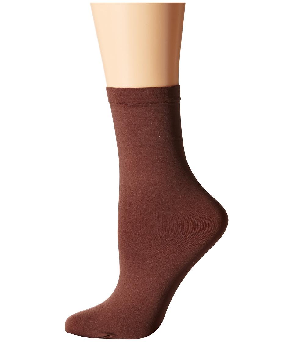 Wolford - Velvet 66 Socks (Soil) Women