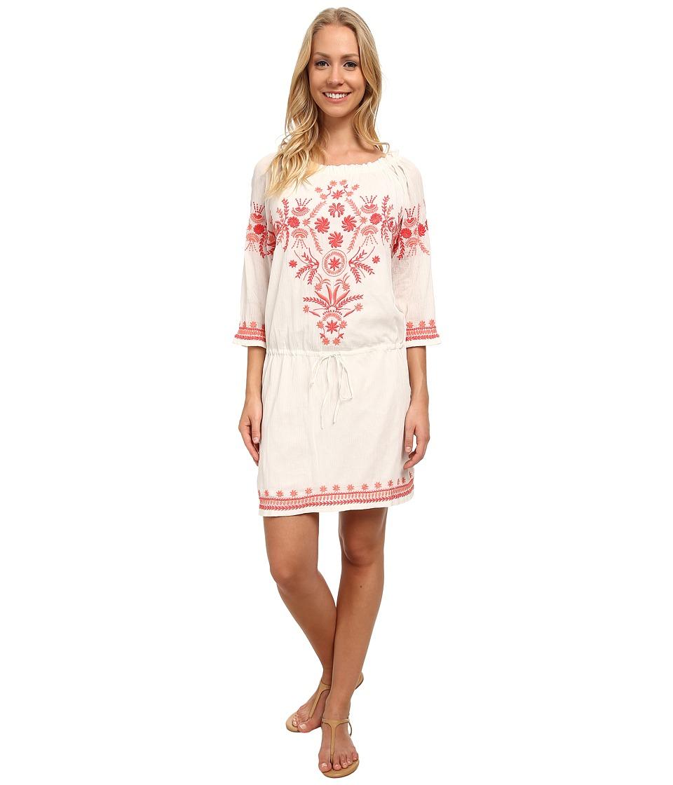 Tommy Bahama - High Twist Embroidery Dress (Lace) Women's Dress