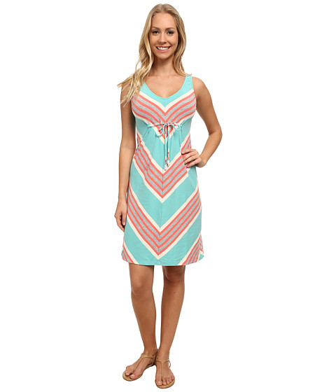 Tommy Bahama - Keefe Stripe Dress (Ice Cave) Women's Dress