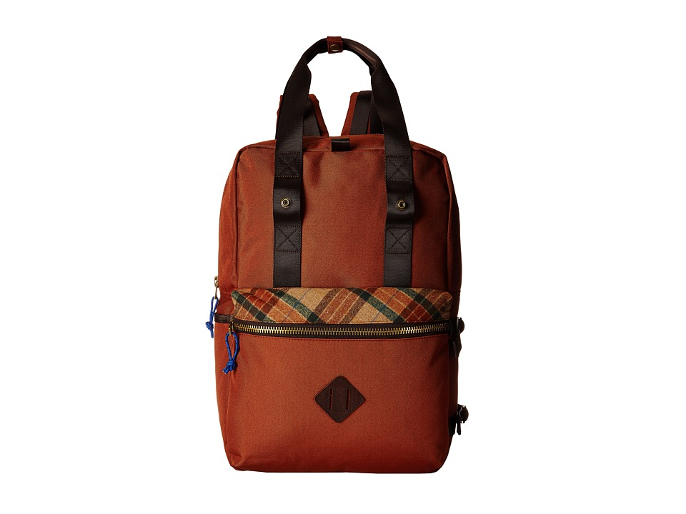 Pendleton - Backpack Tote (Ranger Plaid) Backpack Bags