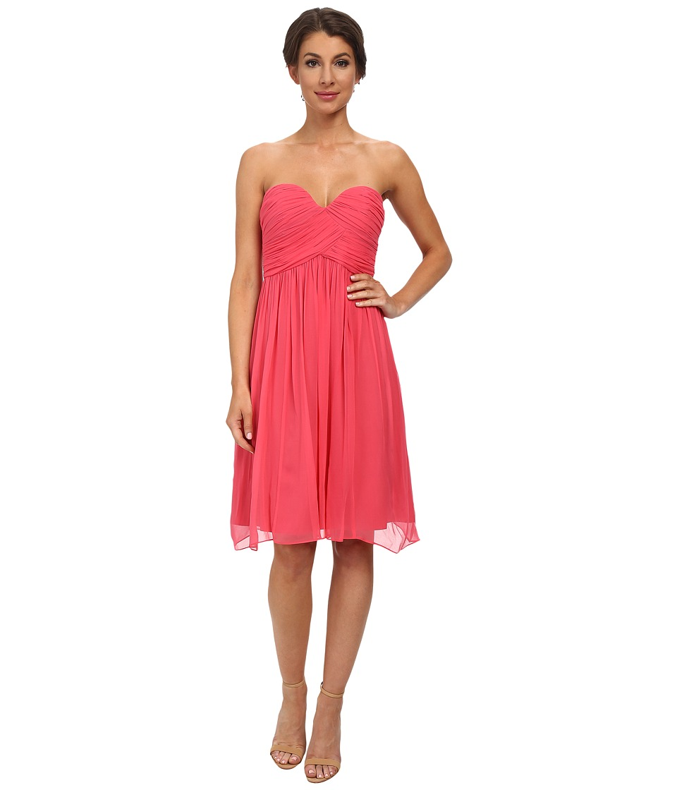 Donna Morgan - Morgan Strapless (Honey Suckle) Women's Dress