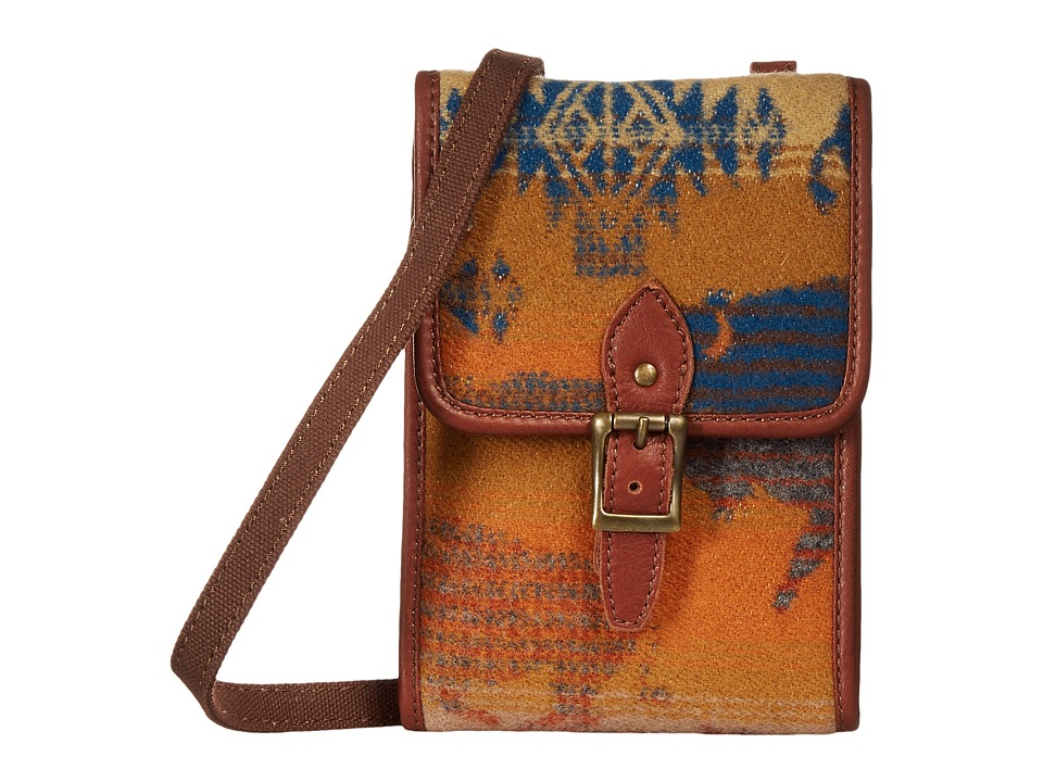Pendleton - Tourist Pack (Land Of The Buffalo) Travel Pouch