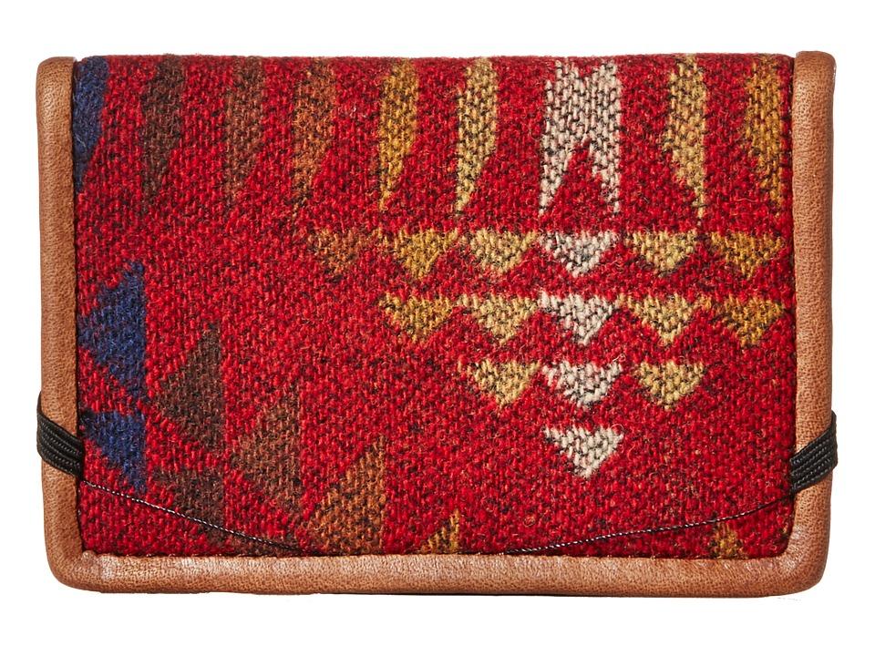 Pendleton - Card Case (Diamond River Red) Credit card Wallet