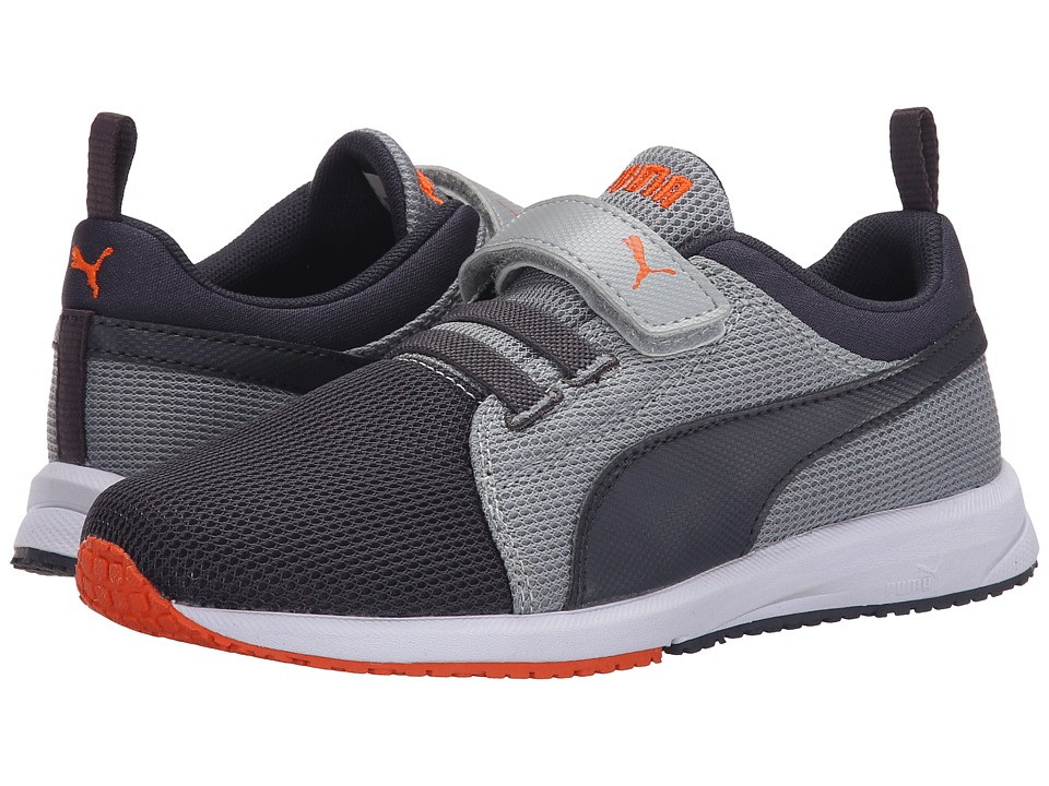 Puma Kids - Carson Runner V (Toddler/Little Kid/Big Kid) (Periscope/Periscope/Quarry) Boys Shoes