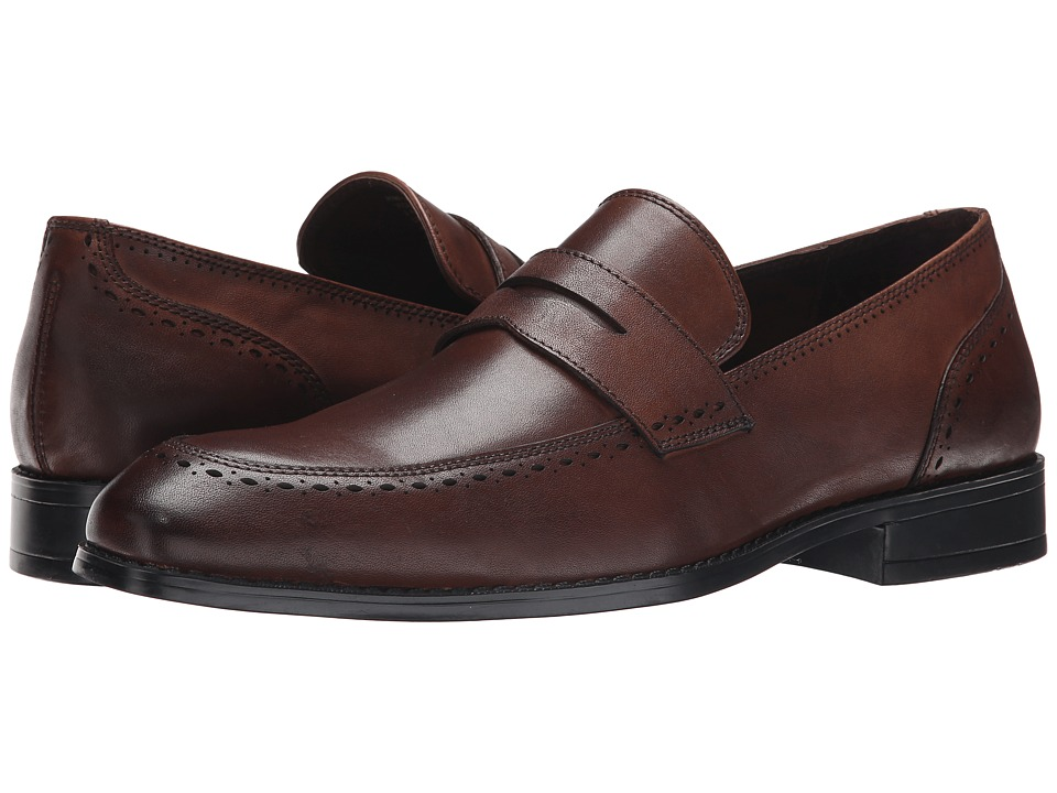 Robert Wayne - Vice (Tobacco) Men's Slip on Shoes