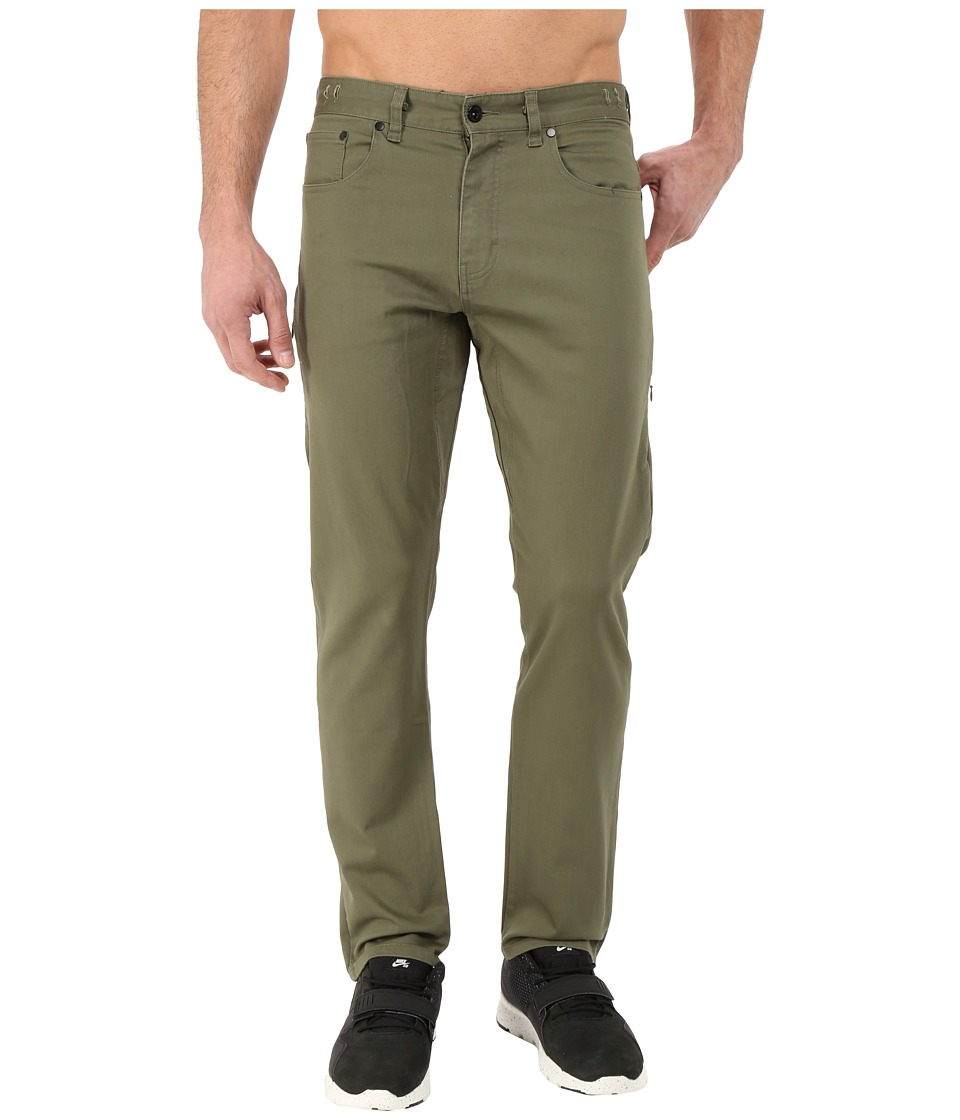 Nike SB - SB FTM Five-Pocket Pants (Medium Olive) Men's Casual Pants