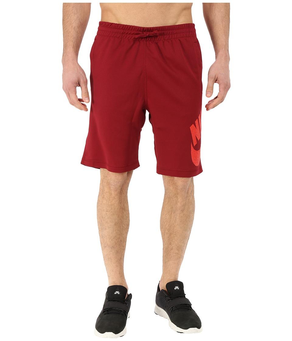 Nike SB - SB Dri-Fit Sunday Short (Team Red/Light Crimson) Men's Shorts