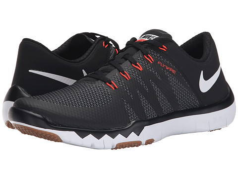 Nike - Free Trainer 5.0 V6 (Black/Cool Grey/Bright Crimson/White) Men's Cross Training Shoes