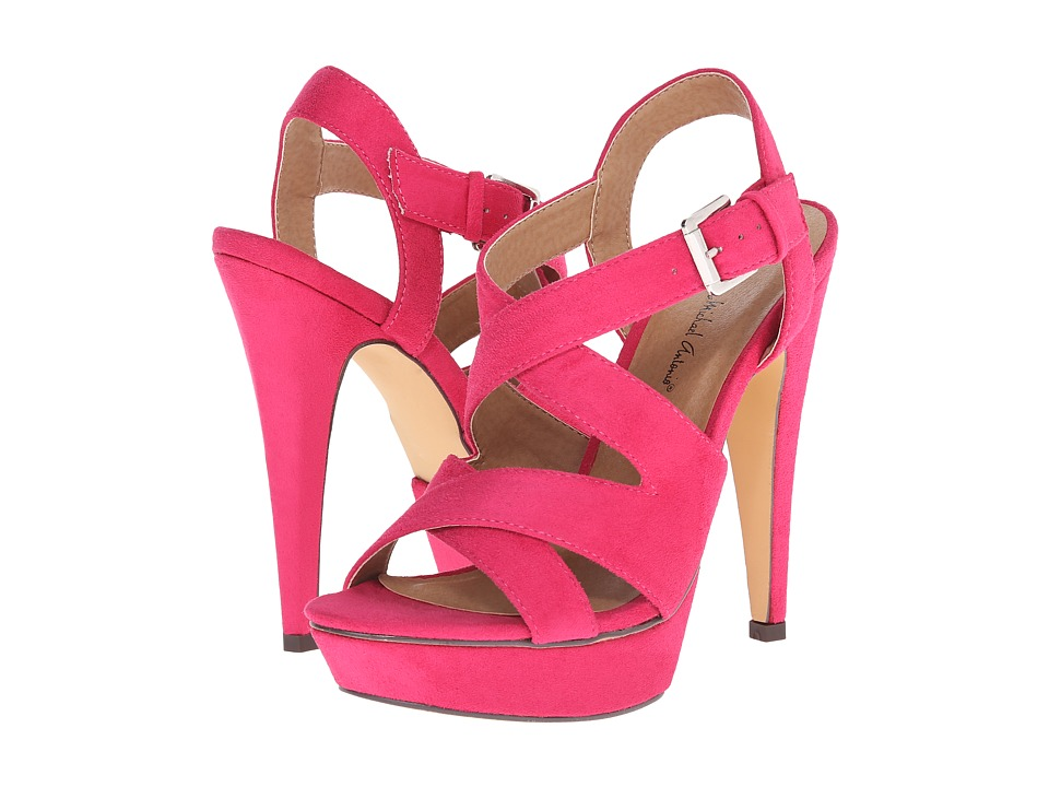Michael Antonio - Randy-Sue (Fuchsia) High Heels