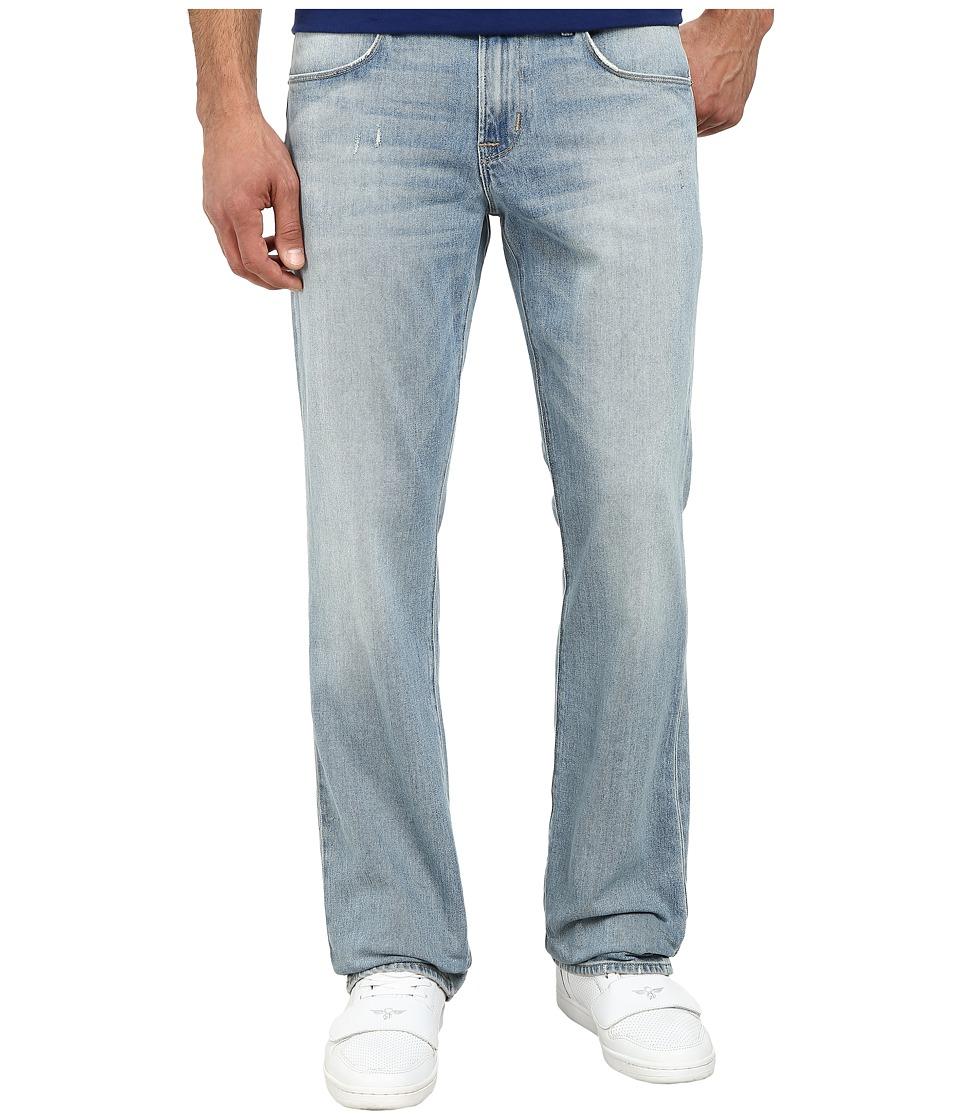 Hudson - Clifton Five-Pocket Bootcut Zip Fly Jeans in Radius (Radius) Men