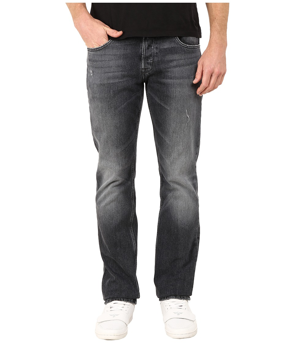 Hudson - Byron Five-Pocket Straight Jeans in Blacksmith (Blacksmith) Men's Jeans