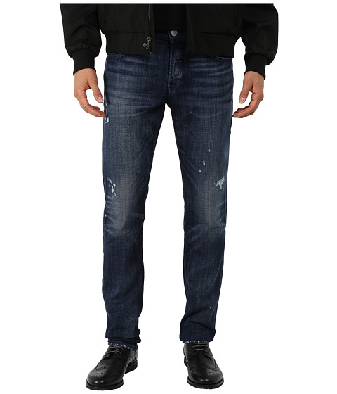 Hudson - Blake Slim Straight Jeans in Landslide (Landslide) Men