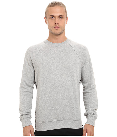 Hudson - Smith Crew Neck Sweatshirt (Inversion) Men
