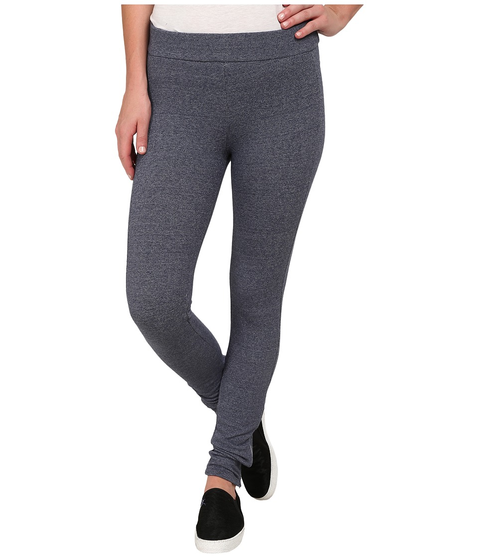 Alternative - Eco Stretch Mock Twist Wild Coast Leggings (Eco Mock Midnight) Women's Casual Pants