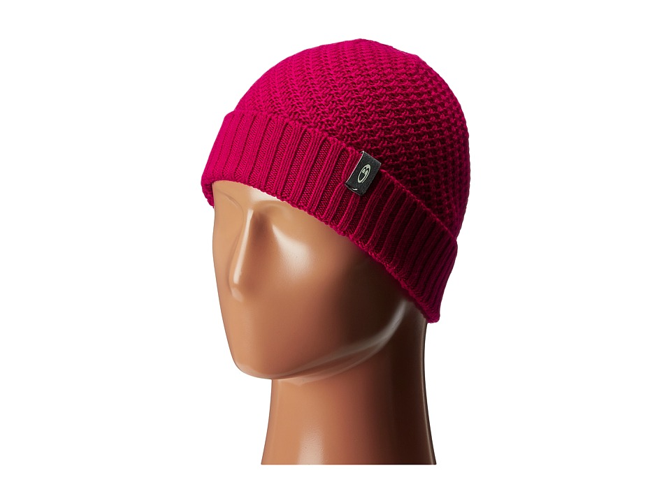 Icebreaker - Skyline Hat (Raspberry) Caps