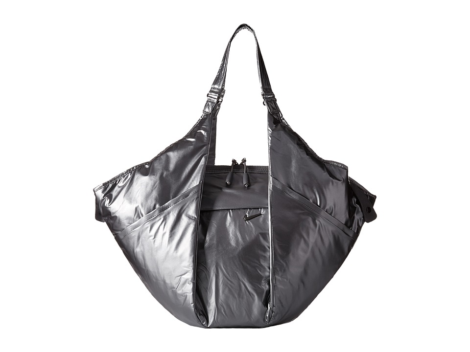 Nike - Victory Gym Tote (Metallic Cool Grey) Tote Handbags