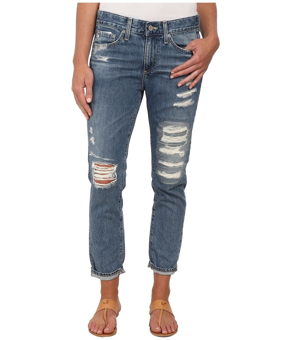 AG Adriano Goldschmied - The Beau in 20 Years Yonder (20 Years Yonder) Women's Jeans