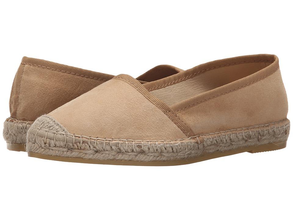 Vidorreta - Lane (Camel) Women's Slip on Shoes