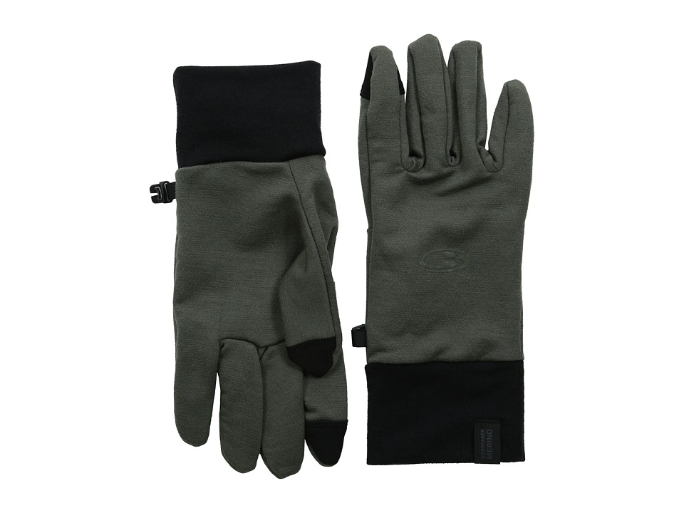 Icebreaker - Sierra Gloves (Cargo) Dress Gloves