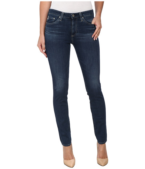AG Adriano Goldschmied - The Prima in 4 Years Crossroads (4 Years Crossroads) Women's Jeans