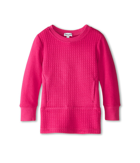 Splendid Littles - Active Tunic Top (Toddler) (Hot Pink) Girl's Sweater