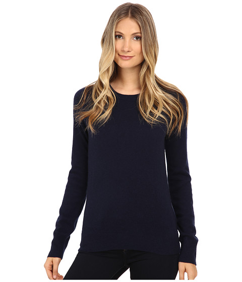 AG Adriano Goldschmied - Rylea Crew Neck (Blue Night) Women's Clothing