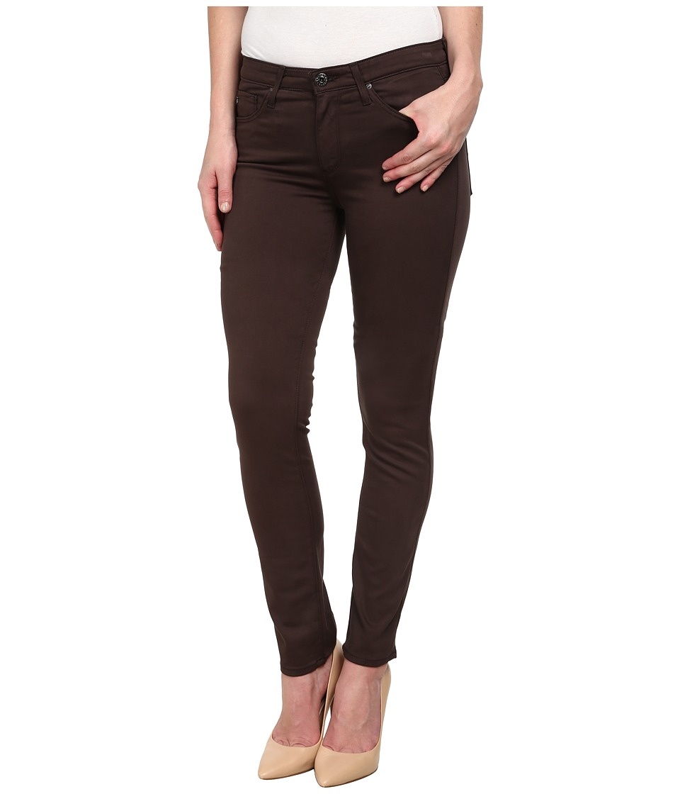 AG Adriano Goldschmied - The Prima in Bitter Chocolate (Bitter Chocolate) Women's Jeans