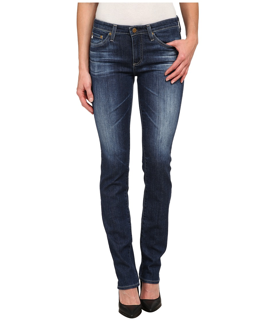 AG Adriano Goldschmied - The Harper in 5 Years Argent (5 Years Argent) Women's Jeans