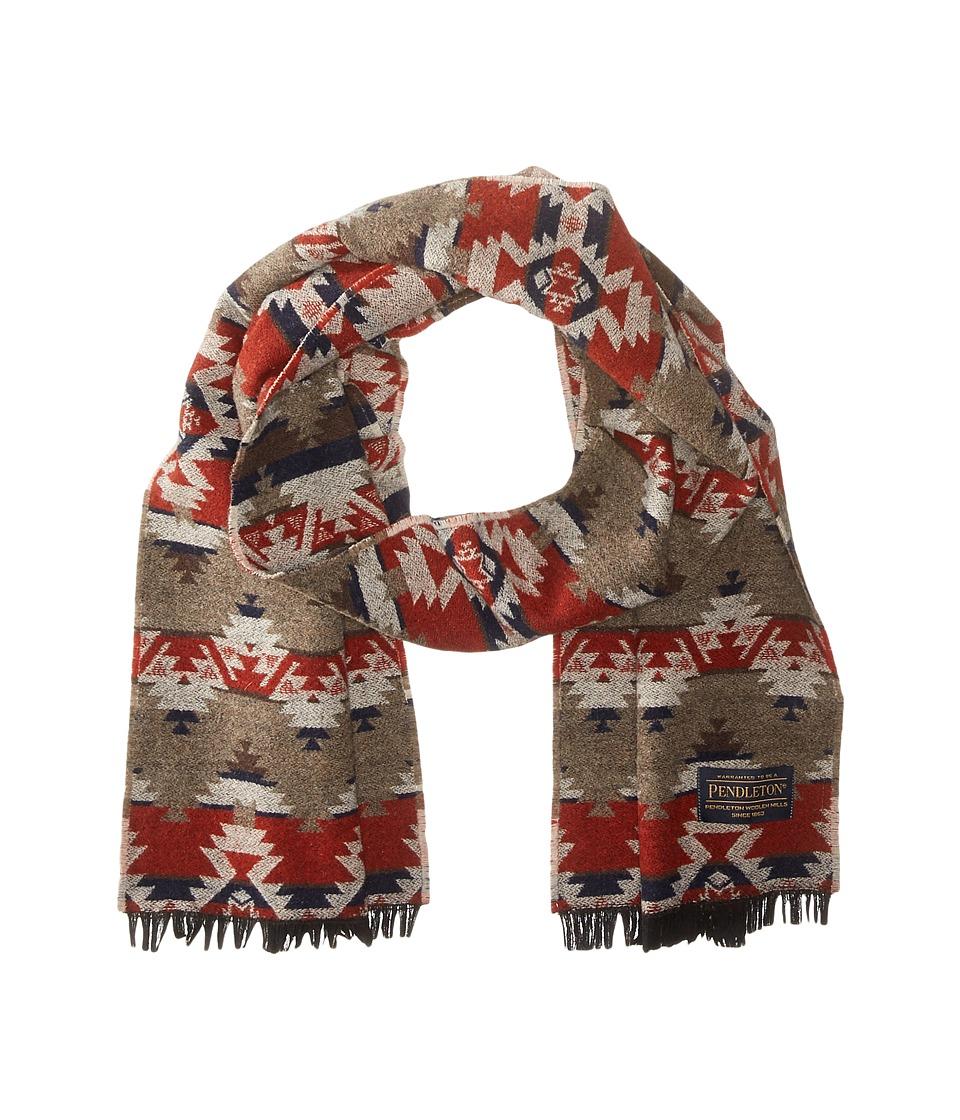 Pendleton - Jaquard Muffler (Mountain Majesty) Scarves