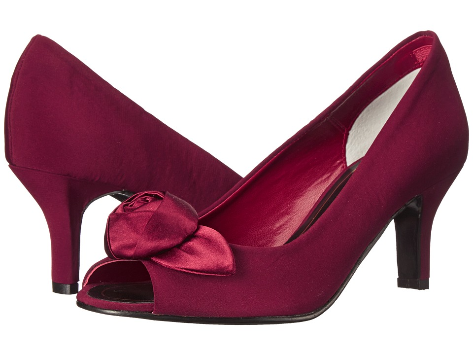 Caparros Willamena (Garnet Faille) High Heels