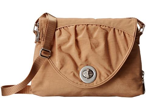 Baggallini - Nassau Crossbody (Sand) Cross Body Handbags