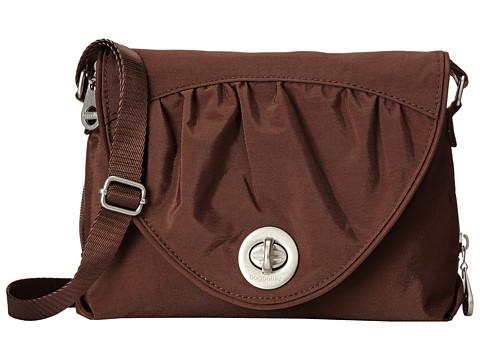 Baggallini - Nassau Crossbody (Mocha) Cross Body Handbags