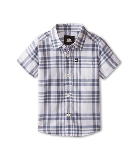 Quiksilver Kids - Pat Pack Shirt (Toddler) (Flintstone) Boy