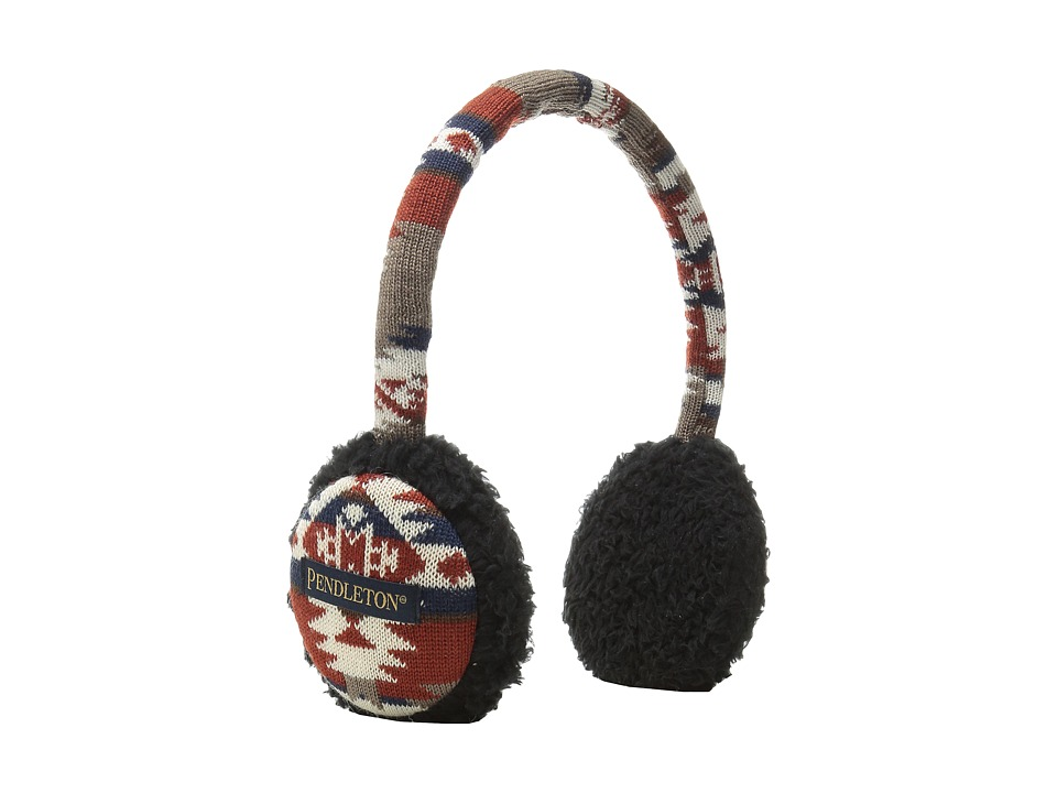 Pendleton - Knit Ear Muffs (Mountain Majesty) Knit Hats