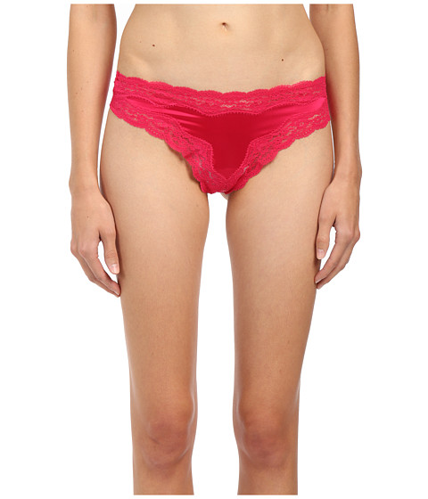 Stella McCartney - Clara Whispering Thong (Deep Fuchsia) Women's Underwear
